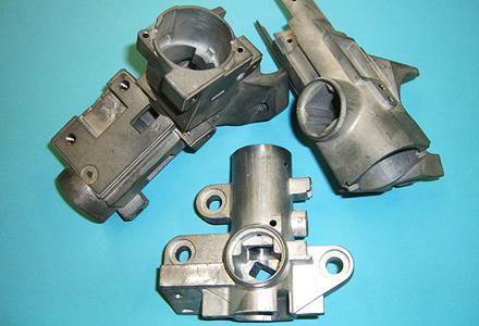 Automotive key cylinder
